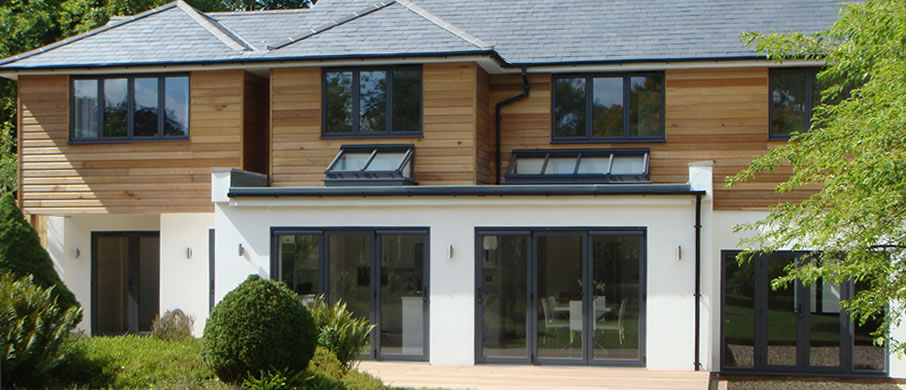 SEA Doors and Windows - Bifold Doors